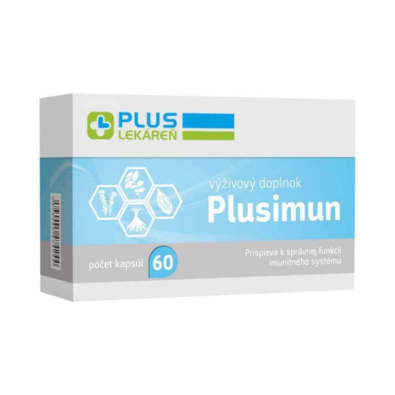 Plusimun, 60 cps