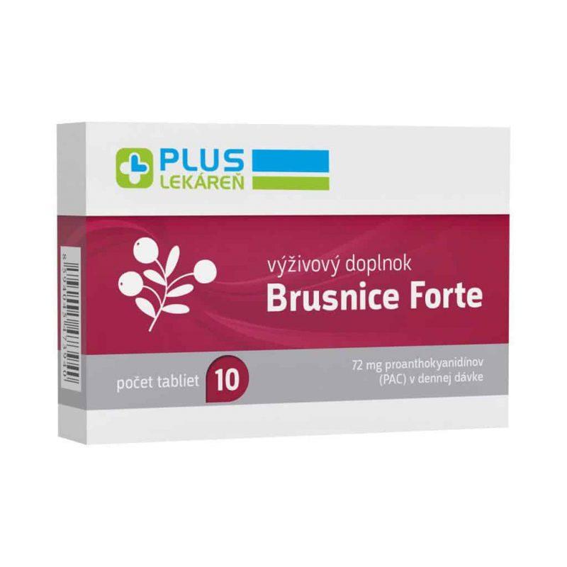 Brusnice Forte 10 tbl