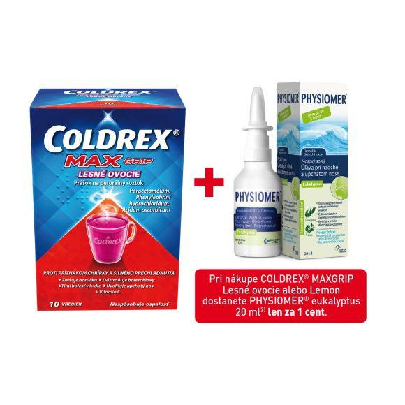 coldrex+physiomer