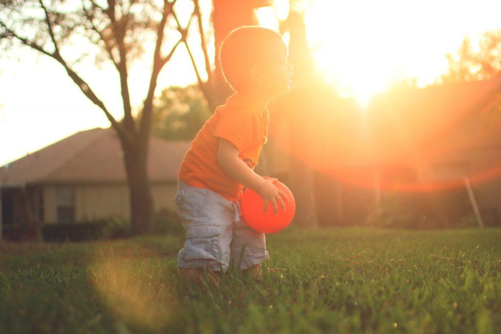 deti, Deti a slnko