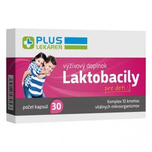 Laktobacily pre deti, 30 cps