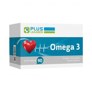 Omega 3, 90 cps