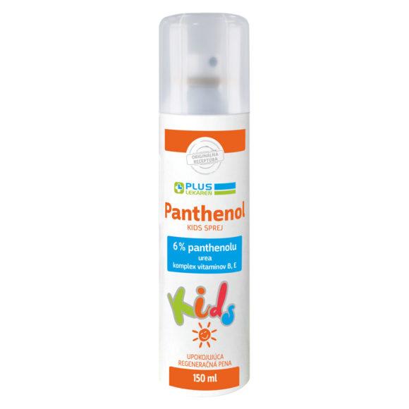 Panthenol Sensitive Kids 6 % sprej, 150 ml