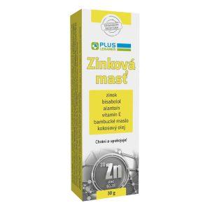 Zinková masť, 30 g
